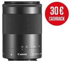Canon objektiv EF-M 55-200 4.5-6.3 IS STM