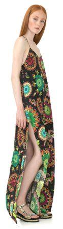 Desigual sukienka damska Hawai XL wielokolorowy
