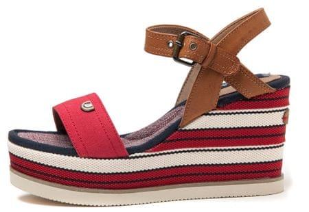 Wrangler sandały damskie Jeena Sunshine Strap 40 czerwony