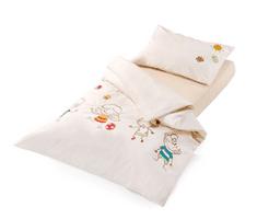 Vitapur otroška posteljnina Junior Dream, 80x120 in 30x40 cm