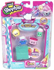 ADC Blackfire  Shopkins S6: 5 pack