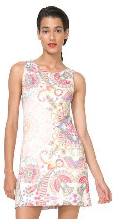 Desigual női ruha Lágrima Valkiria XL többszínű