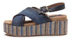 Wrangler sandały damskie Tempura Straw