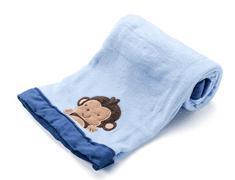 Vitapur dječji pokrivač Vitapur Family, plavi