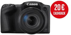 Canon kompaktni digitalni fotoaparat PowerShot SX430 IS