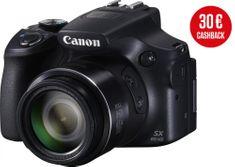 Canon fotoaparat PowerShot SX60 HS, črn