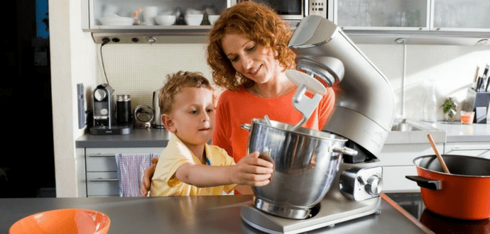 Jak vybrat kuchňského robota