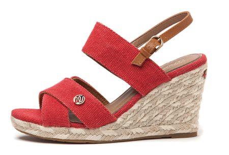 Wrangler dámske sandály Brava Cross 36 červená