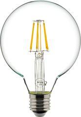 Retlux Žárovka 223 LED bigG E27 6W teplá bílá, filament