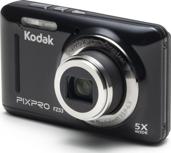 Kodak Friendly Zoom FZ53 Black