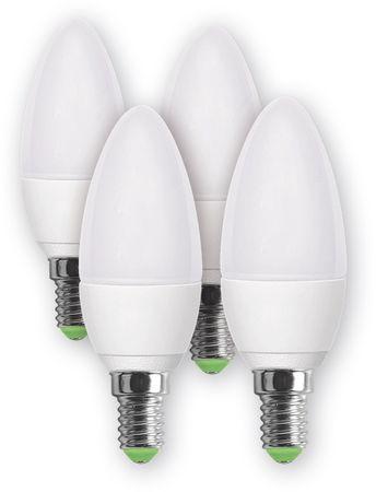 Retlux LED żarówka REL 16 5W, 4 szt.