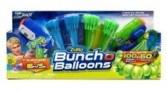 ADC Blackfire Zuru - vodné balóniky s pištoľami