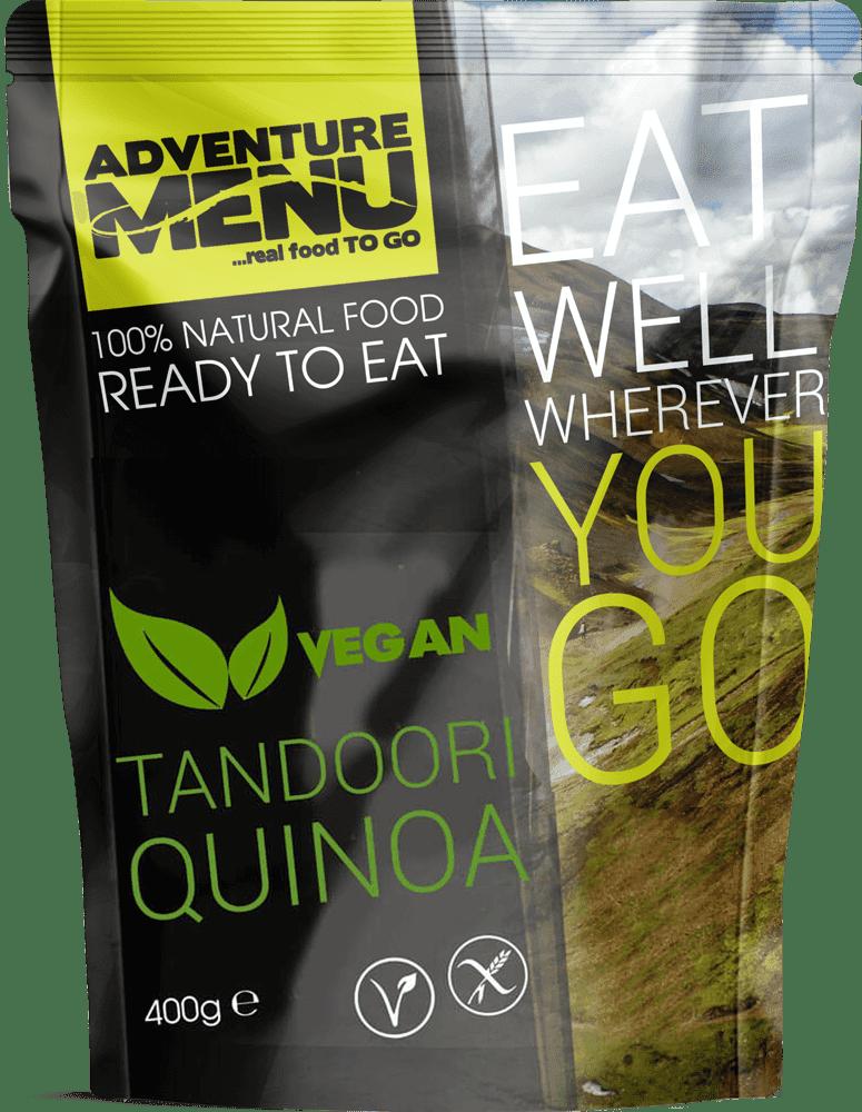 Adventure Menu Tandoori Quinoa (VEGAN)