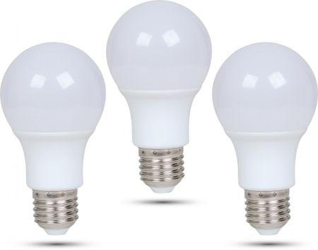 Retlux A60 E27 žárovka 6,5W teplá bílá, 3 ks
