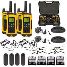 Motorola TLKR T80 Extreme, IPx4, Quadpack