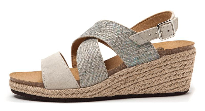 Scholl dámské sandály Sotiria 41 béžová