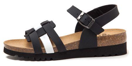 Scholl ženski sandali Mirke 41 črna