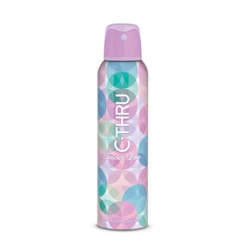 C-Thru Tender Love - deodorant ve spreji 150 ml