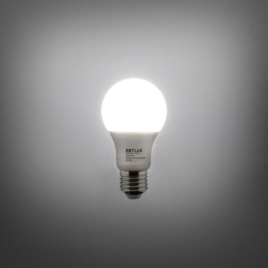 Retlux A60 E27 LED żarówka 9W dzienna biała, 3 szt