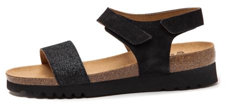 Scholl sandały damskie Dores 36 czarny