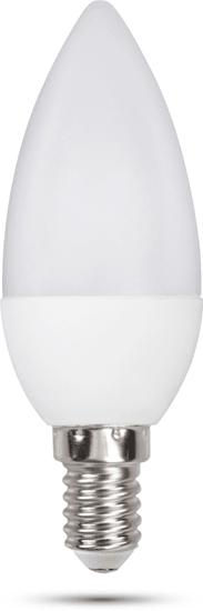 Retlux C35 E14 gyertya 6W meleg fehér, 3 db