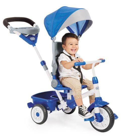 Little Tikes Trójkołowy rowerek 4w1 Perfect Fit