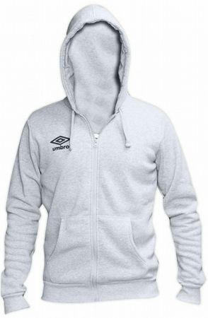Umbro bluza hooded full zip Grey marl L