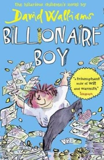 Walliams David: Billionaire Boy