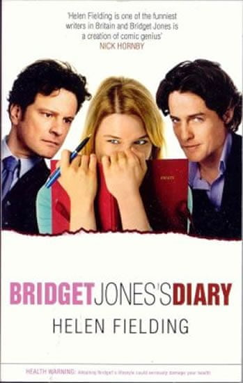 Fielding Helen: Bridget Jones´s Diary (Film Tie-In)