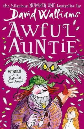 Walliams David: Awful Auntie