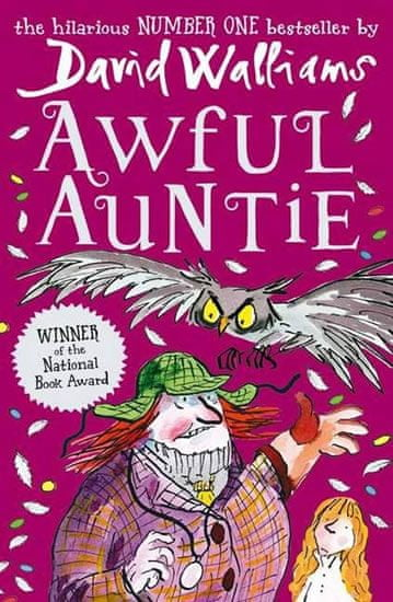 Walliams David: Awful Auntie