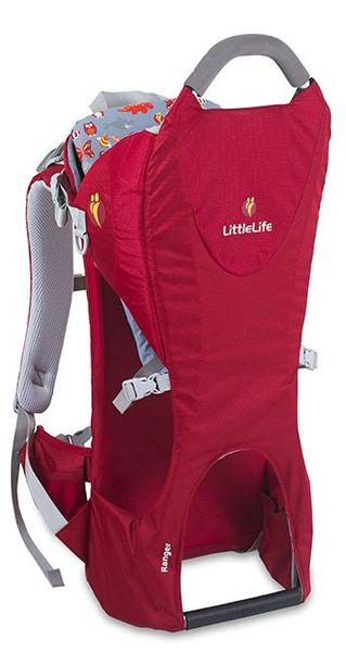 LittleLife Ranger Carrier Red