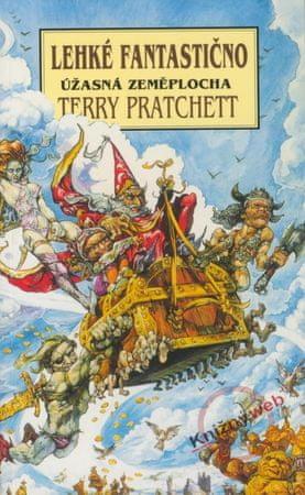 Pratchett Terry: Lehké fantastično - Úžasná Zeměplocha