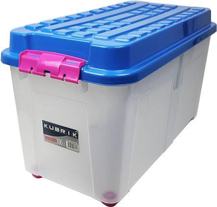 Heidrun Box Kubrik 100 l, modrá