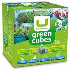 Urbanscape zelene kocke 0,6 kg