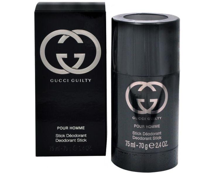 Gucci Guilty Pour Homme - tuhý deodorant 75 ml