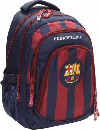 FC Barcelona nahrbtnik Round 2, modro/rdeč