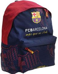 FC Barcelona nahrbtnik Classic 3, rdeče/moder