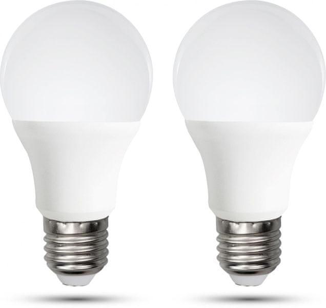 Retlux A65 E27 žárovka 15W studená bílá, 2 ks