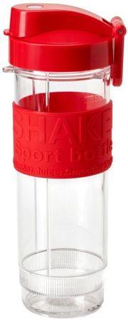Concept mešalna steklenička SB3382, rdeča