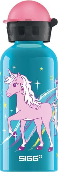 Sigg Bella Unicorn 0,4 L