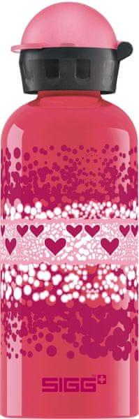 Sigg Heart Crumble 0,6 L