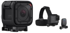 GoPro sportska kamera Hero Session + poklon: traka Head Strap i kopča Quick Clip