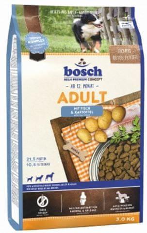 Bosch Adult Fish&Potato 3kg