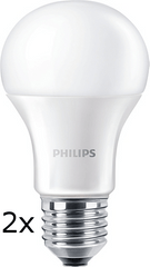 Philips CorePro Ledbulb 13-100W A60 E27 840 ND, 2 ks