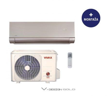 Vivax klimatska naprava ACP-12CH35AEZI, z montažo