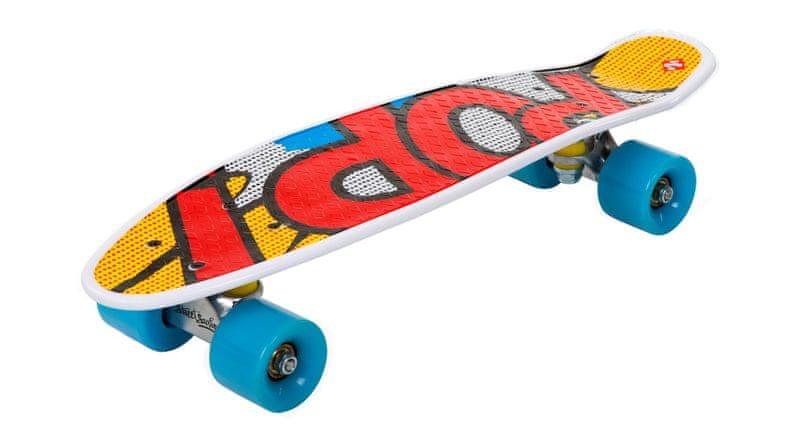 Street Surfing Skateboard Pop Board