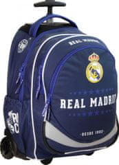 Real Madrid ruksak s kotačima Trolley 1