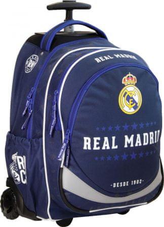 Real Madrid nahrbtnik na kolesih 1