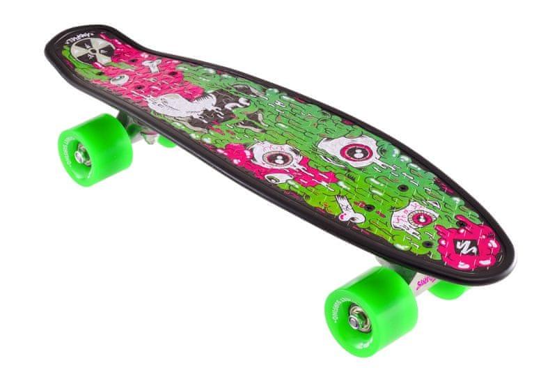 Street Surfing Skateboard Fuel Board Melting - artist series